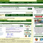 Screenshot von bildungsspender (09.03.2013)