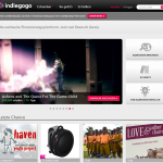 Screenshot von indiegogo (09.03.2013)