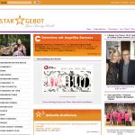 Screenshot von stargebot (09.03.2013)