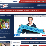 Screenshot von unitedcharity (07.08.2016)