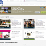 Screenshot von visionbakery (09.03.2013)