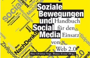 Buchtitel Soziale Bewegungen und Social Media