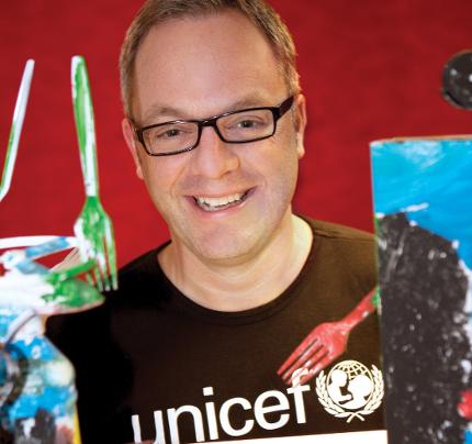 7 Fragen an Øystein E. Søreide, Leiter Marketing & Fundraising bei UNICEF Norwegen