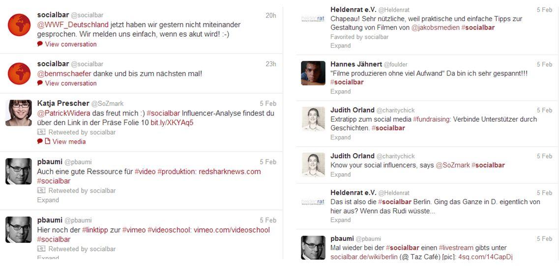 SocialbarTwitter2013