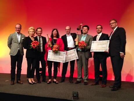Verleihung des Deutschen Fundraising Preis