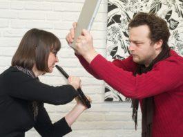 Symbolbild für Streit