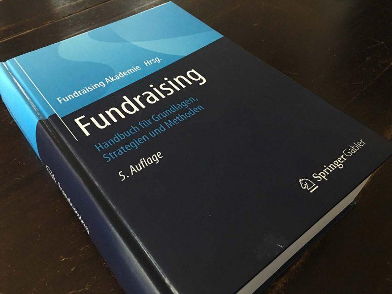 Fundraising Handbuch der Fundraising Akademie