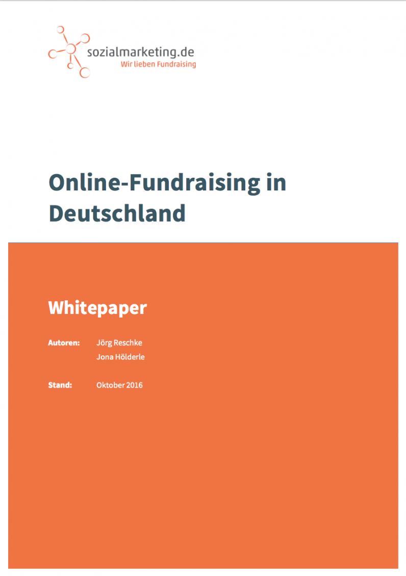 E-Book Online Fundraising