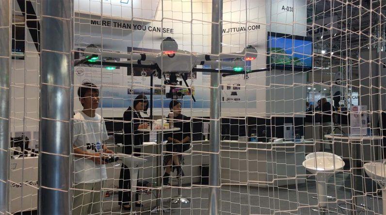 Drohnen auf der Photokina 2016