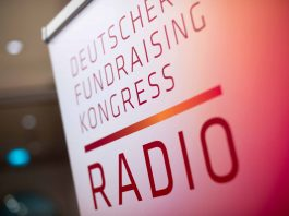Fundraising Radio zum Kongress