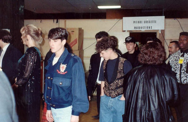 New Kids on the block 1990