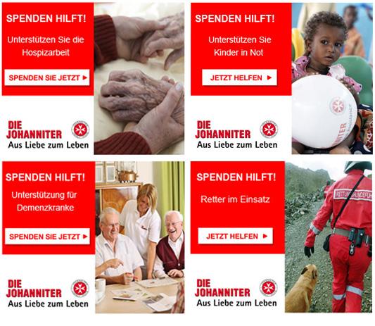 Erfolgsstory Onlinespenden Der Johanniter Unfall Hilfe Ev In 2017