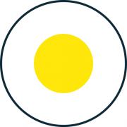 Logo i-gelb