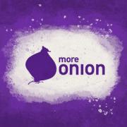 Logo more onion